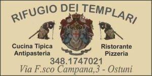 Ristorante Rifugio dei Templari Ostuni
