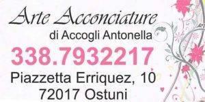 Arte Acconciature Accogli Antonella Parrucchiera Ostuni