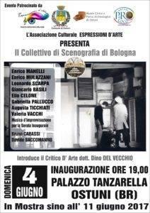 Il Collettivo di scenografia di Bolagna