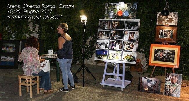 Arte&Hobby Arena Cinema Roma Ostuni