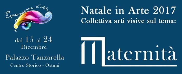 """Natale in Arte 2017 """"Maternità"""""""