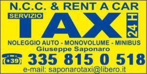 Taxi Saponaro Ostuni