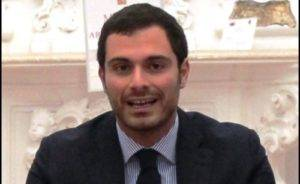 Assessore Turismo Vittorio Carparelli