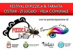 Festival di Pizzia Ostuni 2018