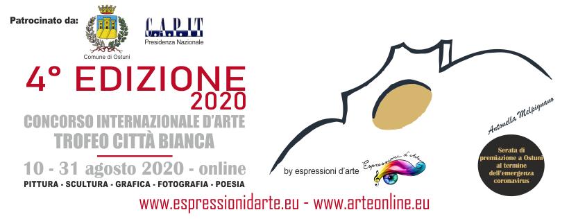 Trofeo Città Bianca 2020 Ostuni